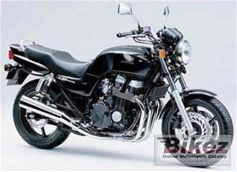 1994 honda cb 750 f2 specifications and pictures