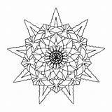 Mandala Coloring Pages Mandalas Babadoodle Designs Intricate sketch template