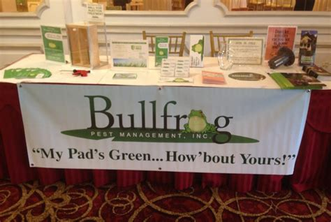 Garden City Chamber Of Commerce Recognizes Bullfrog Pest