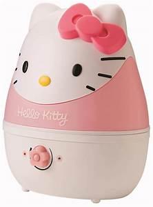 Humidifier Chambre Bébé : humidificateur talassio hello kitty toilette hello kitty hello kitty rooms et hello kitty ~ Dallasstarsshop.com Idées de Décoration