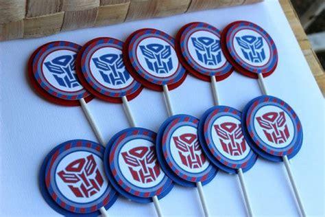 transformer cupcake topper template best 25 transformers cupcakes ideas on pinterest