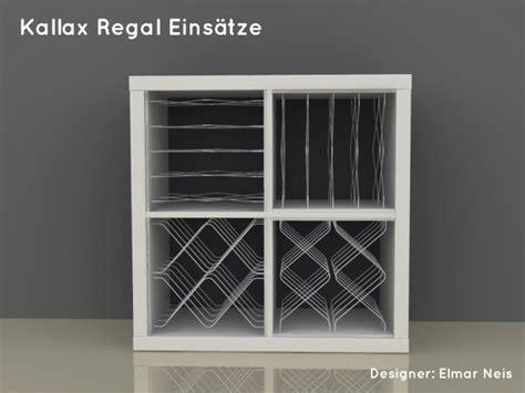 Ikea Regal Kallax Schwarz by Kallax Weinregal Schwarz Ikearegalspace