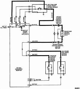 Airbag Wiring Diagram