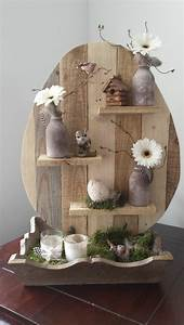 Bastelideen Mit Fotos : 1001 ideen f r osterdeko aus holz im haus oder garten ~ Orissabook.com Haus und Dekorationen