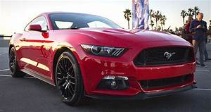 Scenes From The 2015 Mustang U0026 39 S Venice Debut