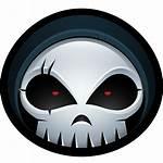 Reaper Grim Icons Icon Avatar Halloween Monkas
