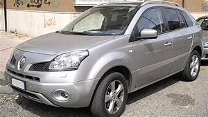 Renault Koleos Workshop Manual 2007