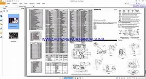 Cat G3408c G3412c Engine Electrical System Diagram Manual