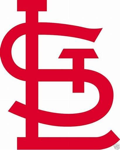 Cardinals Stl Louis St Baseball Decal Decals