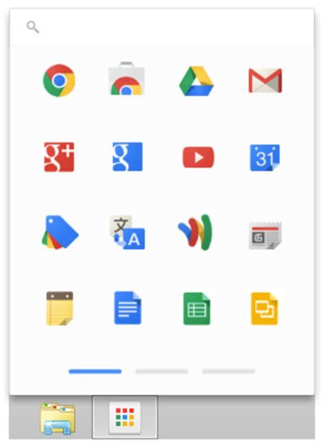 changer icone bureau lanceur d 39 applications chrome télécharger