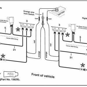 Meyer Snow Plow Lights Wiring Diagram