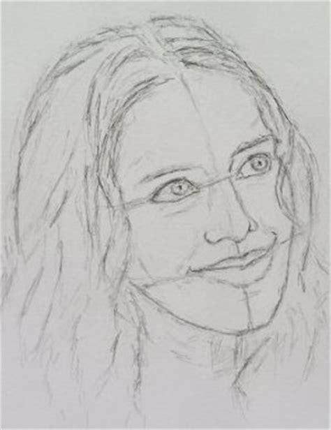 Gesichtsproportionen Zeichnen
