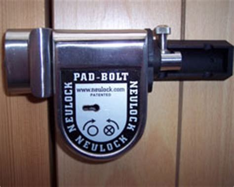 Neulock Pad Bolt