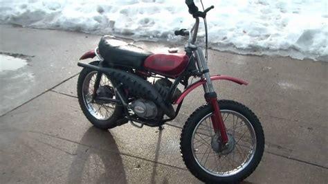 Hdv 1972 Indian Mini Dirt Bike Motorcyle 70cc