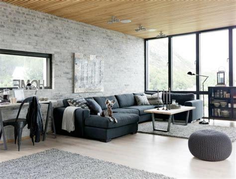 wohnzimmer industrial living room dusseldorf by 1001 sofa grau beispiele warum sie ein sofa genau