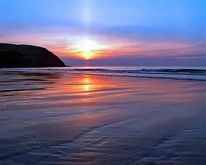 Sunset Beach Wallpapers Sunsets Sun Background Desktop