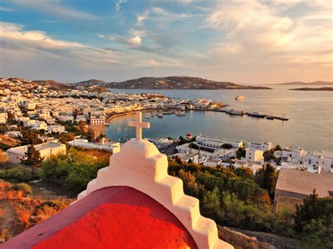 Get To Know Mykonos Greece Condé Nast Traveler