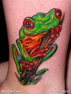 Green Frog Designs : 17 best ideas about tree frog tattoos on pinterest tree frogs frogs and amphibians ~ Markanthonyermac.com Haus und Dekorationen