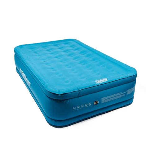 coleman air mattress coleman durarest raised airbed cing supplies