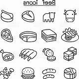 Meat Drawing Beef Vector Getdrawings sketch template