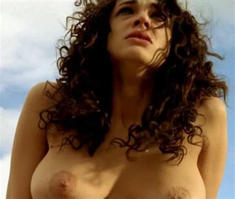 Asia Argento Nude Boobs And Nipple In The Last Mistress