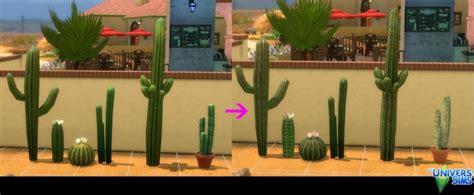 cactus  tigerone  luniversims sims  updates