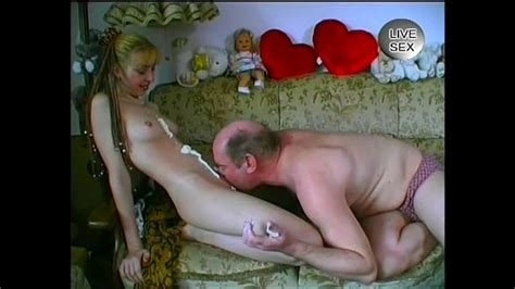 Very Cute German Teen Stripping And Having Sex With Older