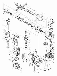 Makita Hr4041c Parts