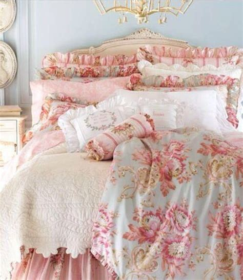 shabby chic bed sheets bedding shabby chic pinterest