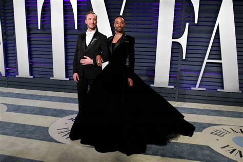 Billy Porter Wears Tuxedo Gown Academy Awards
