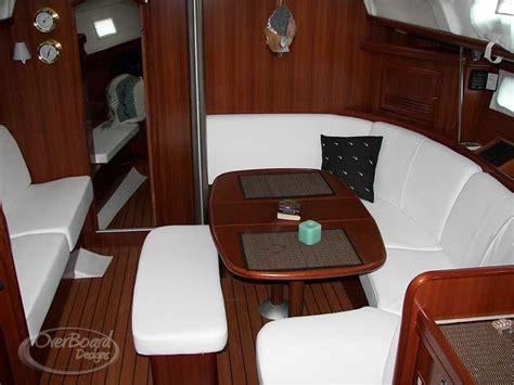 Small Yacht Interior Design Ideas