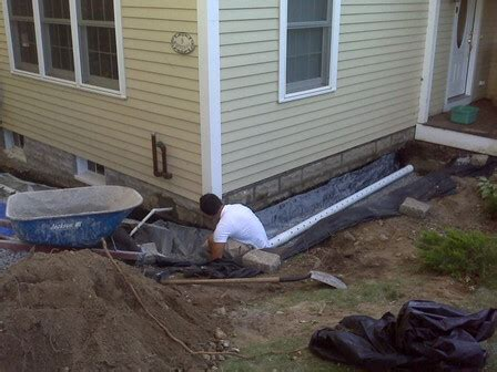 Perimeter Drain Systems  How They Work And More  Square One
