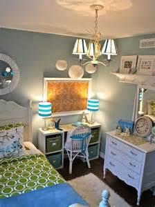 girl teen room idea cute small diy desk kids