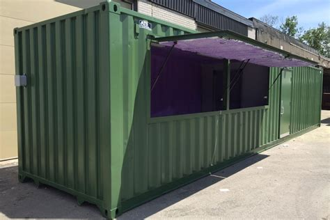 shipping container insulation ats containers
