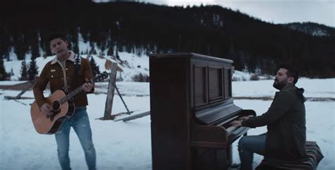 Watch Dan + Shay's Picturesque New Music Video For