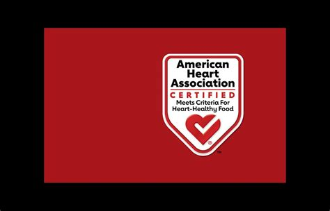 heart check certification  red  women