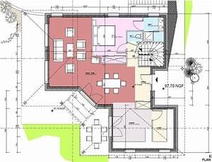 plan maison avec tour scarrco With plan maison avec tour