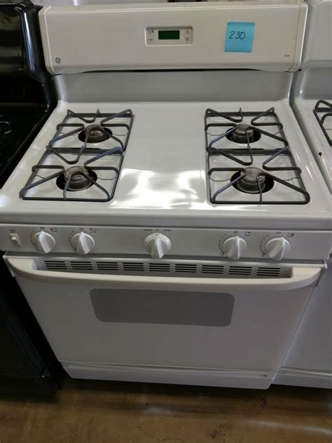 stove gas ge xl44 appliances