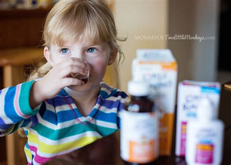 Natural Childrens Products To Relieve Cold Flu Symptoms