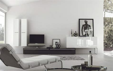 San Giacomo Design Tv Wohnwand Lampo 18
