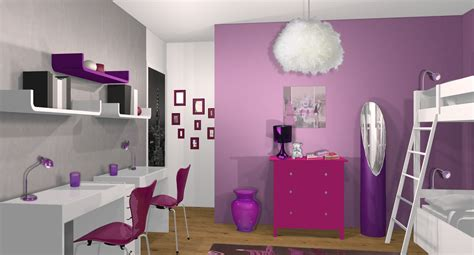awesome deco chambre de fille simple photos