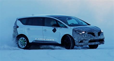 Renault Espace 2020 by 2020 Renault Espace Facelift Coming With New Engines And