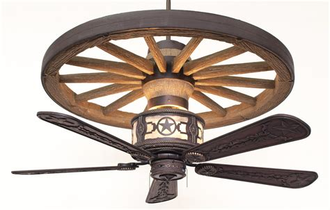 Country Style Ceiling Fan Three Light Kit Chandelier