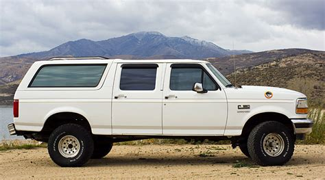 This The Door Ford Bronco You Didn Know Existed
