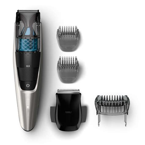 beardtrimmer vacuum beard trimmer series bt norelco