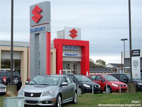 Suzuki Dealership Locator by Warner Robins Air Base Houston Restaurant