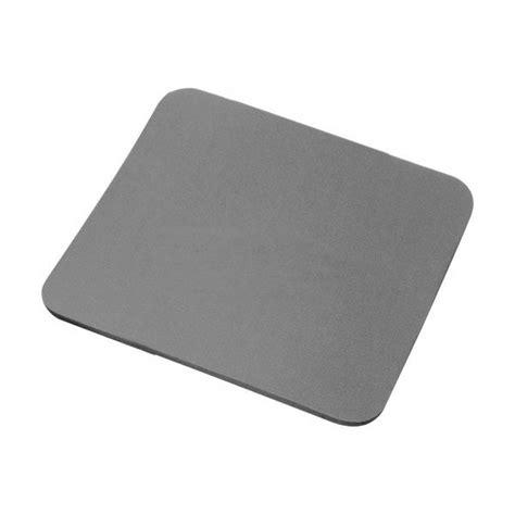 tapis de souris pas cher tapis de souris simple coloris gris tapis de souris g 233 n 233 rique sur ldlc