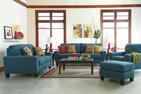sofa loveseat chair ottoman set 4pcs contemporary