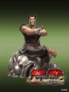 Tekken Tag Tournament 2 - Character Artwork / Special ...