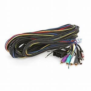 Edge Tuner Wire Harness